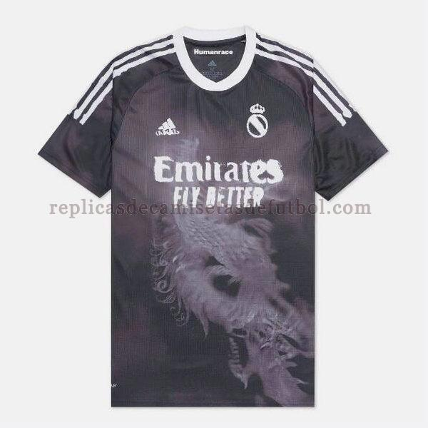 adidas design camisetas de futbol real madrid 2020-2021 negro