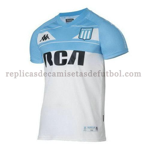 primera equipacion camisetas de futbol racing club 100th
